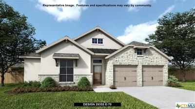 New Braunfels Single Family Home For Sale: 1169 Nutmeg Trail