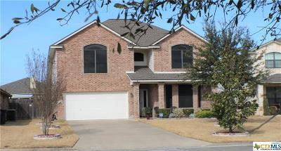 Killeen Single Family Home For Sale: 3015 Scottsdale Drive