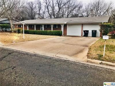 Temple Single Family Home For Sale: 3001 Forest