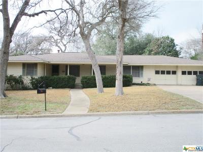 Temple Single Family Home For Sale: 2510 Birdcreek Dr
