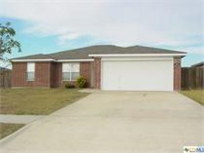 Killeen Single Family Home For Sale: 3407 Westview Drive