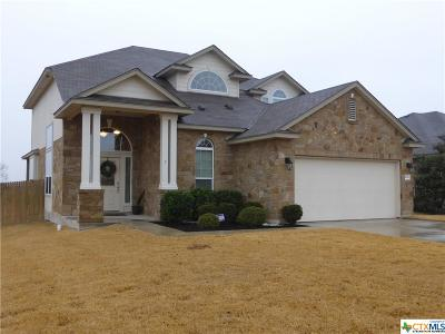 Temple Single Family Home For Sale: 9603 Orion Drive