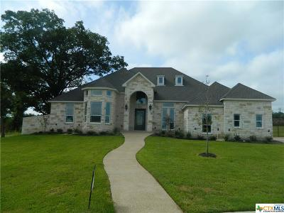 Belton Single Family Home For Sale: 4008 Pecan Meadow