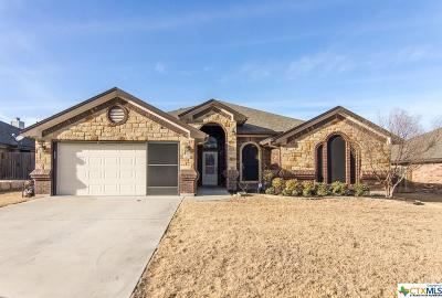Killeen Single Family Home For Sale: 6407 Flat Slate Drive