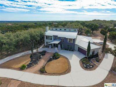 New Braunfels Single Family Home For Sale: 27007 Rockwall