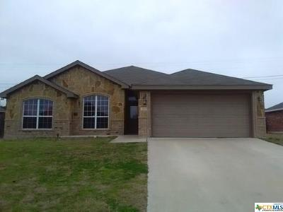 Killeen Single Family Home For Sale: 503 Curtis