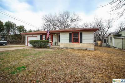 Temple Single Family Home For Sale: 1211 12th