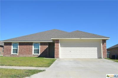 Killeen Single Family Home For Sale: 307 Constellation Drive