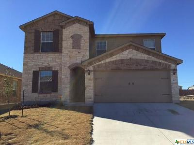 Killeen Single Family Home For Sale: 402 Orion