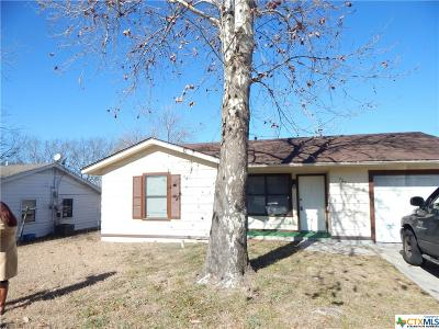Copperas Cove TX Rental For Rent: $800