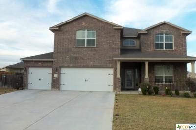Killeen Single Family Home For Sale: 6113 Malachi