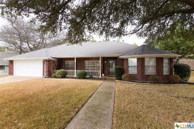 Temple Single Family Home For Sale: 3506 Whispering Oaks