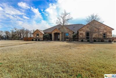 Belton Single Family Home For Sale: 6320 Brayson Oaks