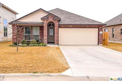 Temple Single Family Home For Sale: 1219 Fawn Lily