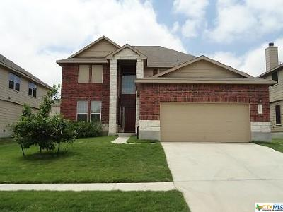 Killeen Single Family Home For Sale: 9005 Dunblane
