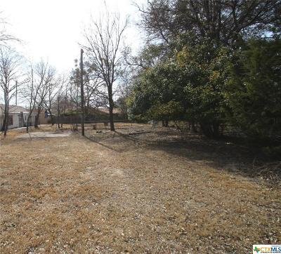Copperas Cove Residential Lots & Land For Sale: 1216 Ritter