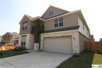 Cibolo Single Family Home For Sale: 513 Saddle Villa