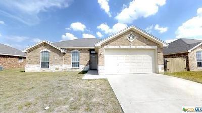 Killeen Single Family Home For Sale: 10003 Diana Drive