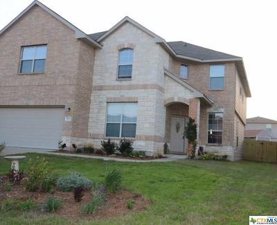 Temple Single Family Home For Sale: 812 Evergreen Farm Drive
