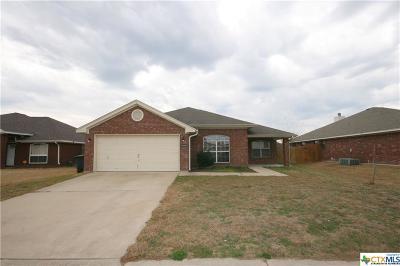 Killeen Single Family Home For Sale: 4506 Jim Avenue