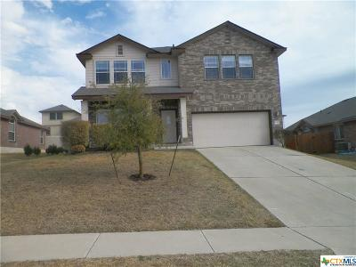 Killeen Single Family Home For Sale: 6310 Nessy Drive
