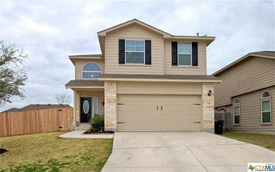 New Braunfels TX Single Family Home For Sale: $209,000