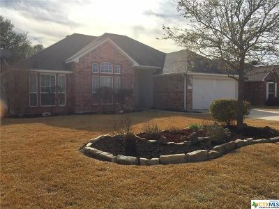 Temple Single Family Home For Sale: 2903 Butterfly