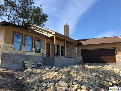 Canyon Lake Single Family Home For Sale: 942 Lake Island Drive