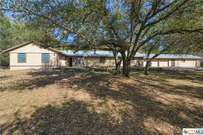 New Braunfels Single Family Home For Sale: 1430 White Water Rd