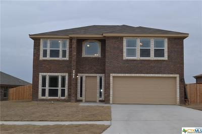 Copperas Cove TX Single Family Home For Sale: $164,100
