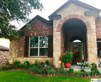 Belton Single Family Home For Sale: 5522 Kent