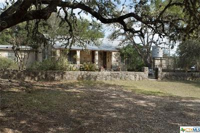Wimberley Single Family Home For Sale: 1091 County Road 1492