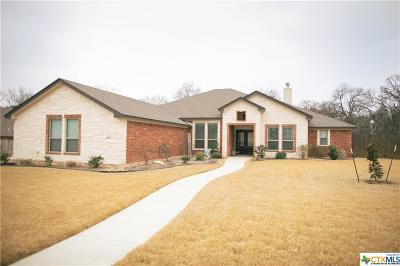 Belton Single Family Home For Sale: 865 Ridgeoak