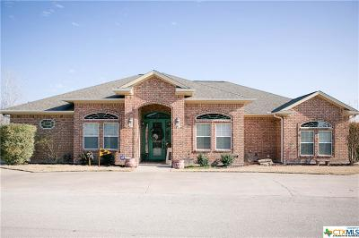 Coryell County Single Family Home For Sale: 107 Wood Creek