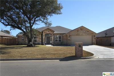 Belton Single Family Home For Sale: 2944 Presidio