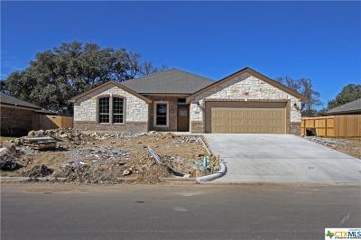 Belton Single Family Home For Sale: 2951 Presidio