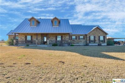 La Vernia Single Family Home For Sale: 1057 County Road 361