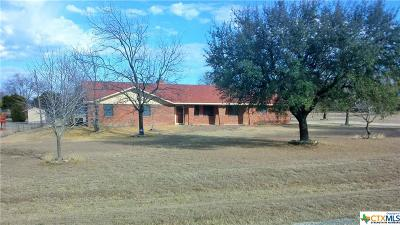 Killeen Single Family Home For Sale: 260 Mighty Oak Lane