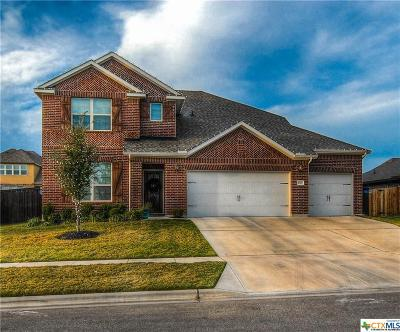Killeen Single Family Home For Sale: 6405 Serpentine Drive