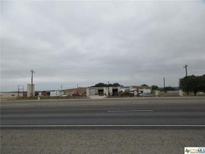 Lampasas Commercial For Sale: 2889 Highway 190 Highway