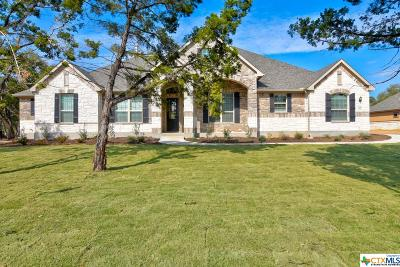 New Braunfels Single Family Home For Sale: 568 Solms Forest