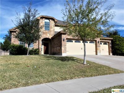 Killeen Single Family Home For Sale: 5509 Sulfur Springs Drive