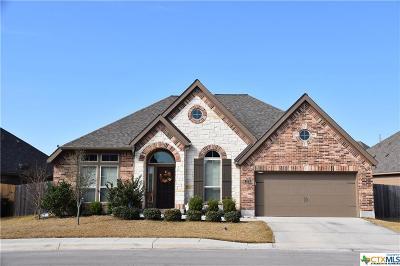 Seguin Single Family Home For Sale: 2878 Quail
