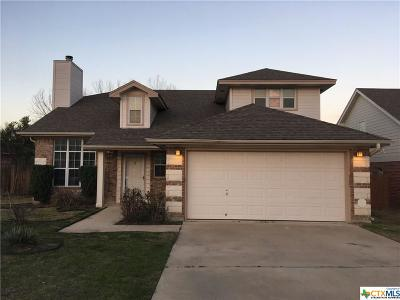 Copperas Cove Single Family Home For Sale: 1704 Indian Camp