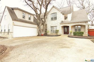 New Braunfels Single Family Home For Sale: 1227 River Enclave