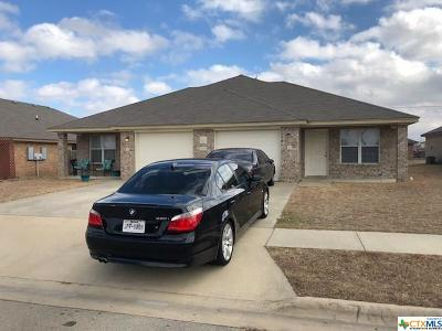 Killeen Multi Family Home For Sale: 2700 Seabiscuit