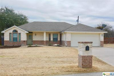 Belton Single Family Home For Sale: 5 Appaloosa Ln (Aka Buckskin Lp)
