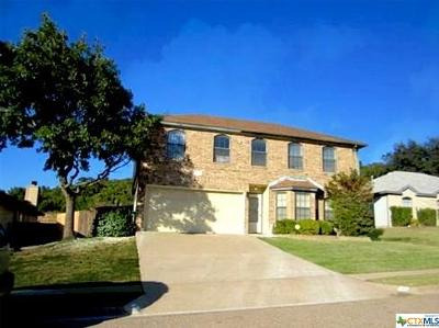 Copperas Cove Single Family Home For Sale: 405 Dillon