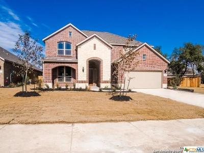 New Braunfels Single Family Home For Sale: 929 Carriage Loop