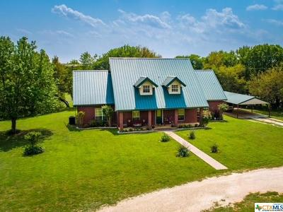 Coryell County Single Family Home For Sale: 3855 County Road 197
